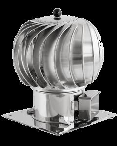 Turbowent hybrydowy - zdjęcie główne